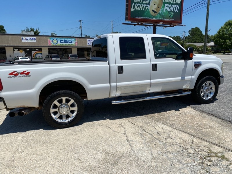 FORD F250 2008 price $17,488