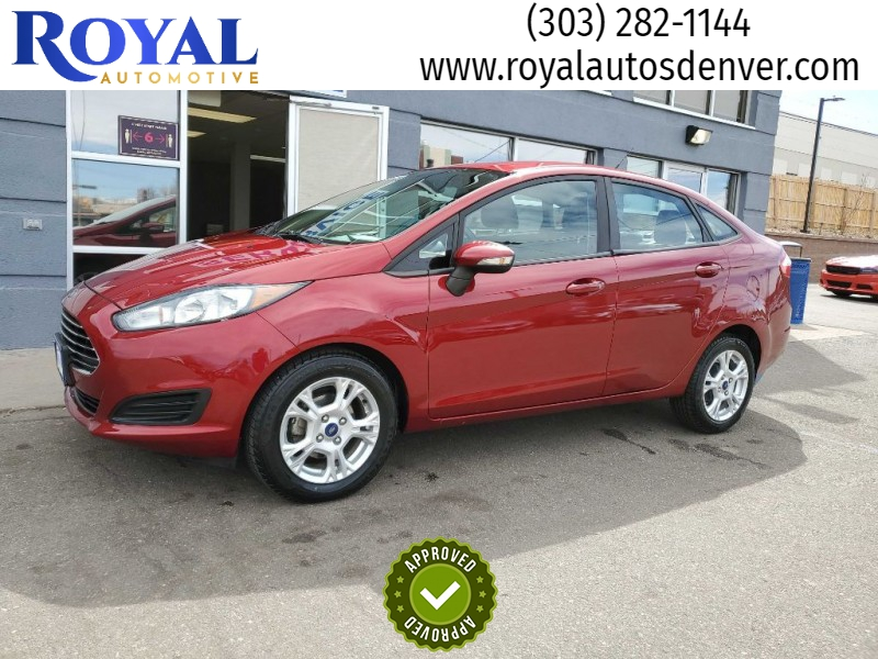 Ford Fiesta 2015 price $10,990