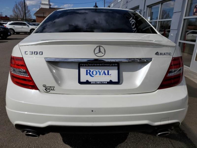 Mercedes-Benz C-Class 2014 price $14,990