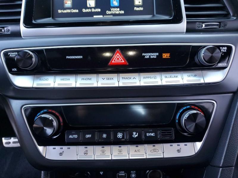 Hyundai Sonata 2018 price $19,995