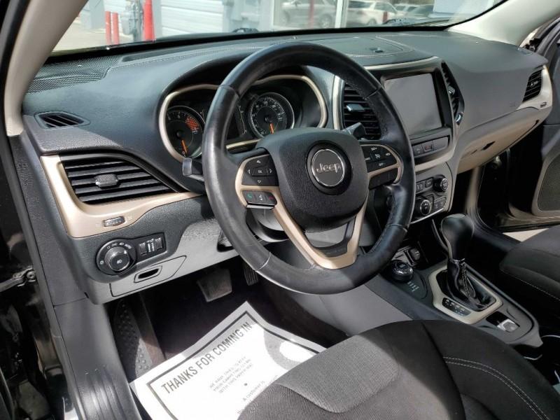 Jeep Cherokee 2016 price $17,480