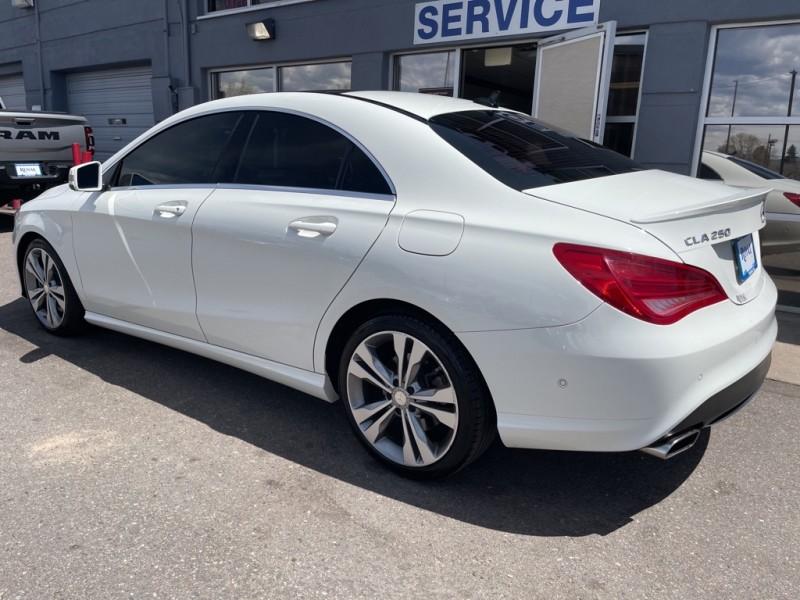 Mercedes-Benz CLA-Class 2014 price $21,995