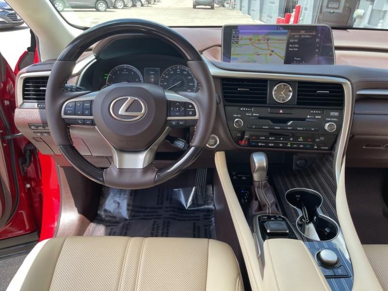 Lexus RX 2018 price $43,990