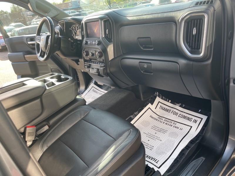 Chevrolet Silverado 1500 2020 price $53,475