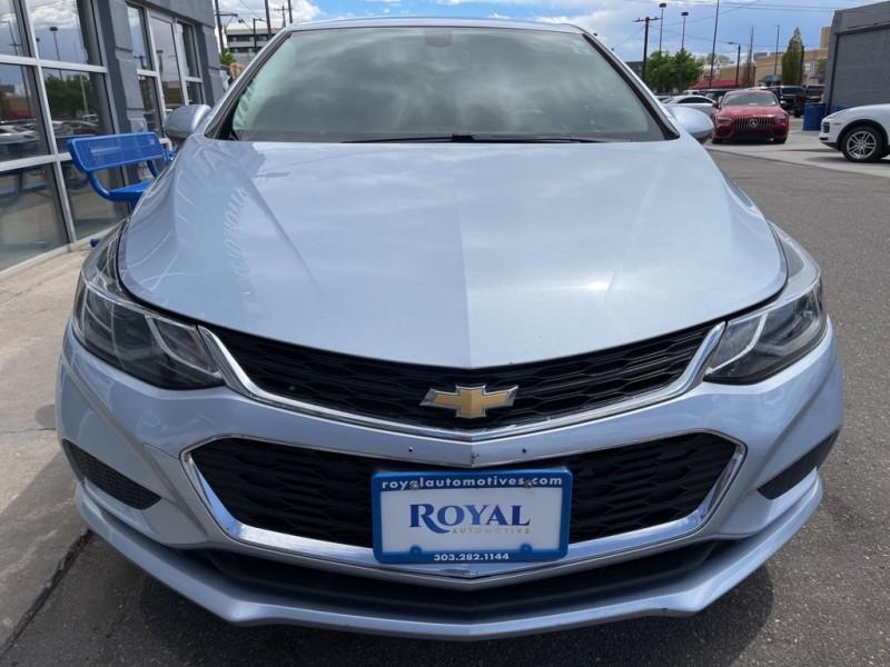 Chevrolet Cruze 2017 price $15,890