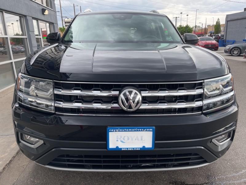 Volkswagen Atlas 2019 price $43,690