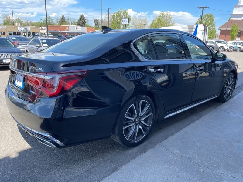 ACURA RLX 2018 price $37,995