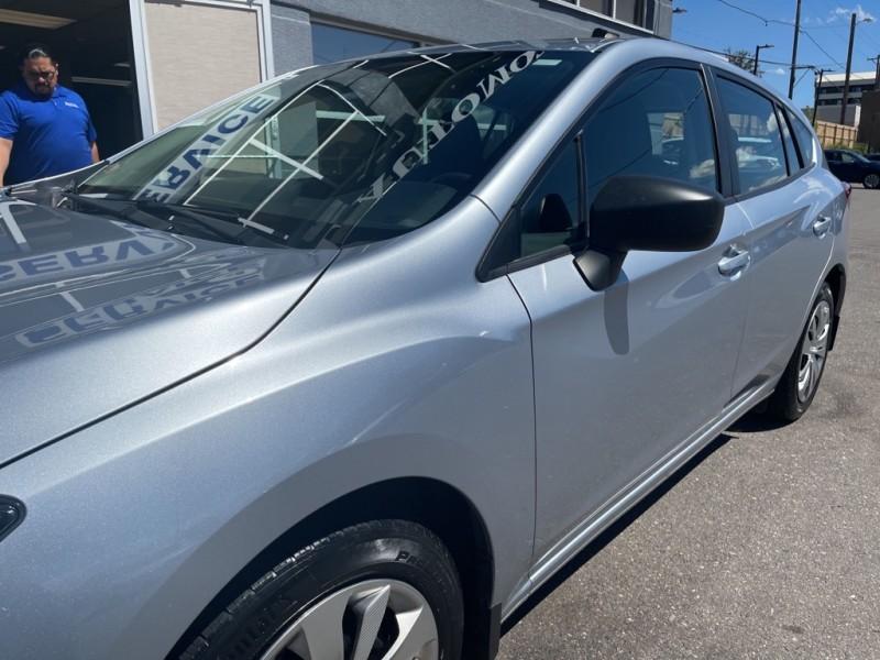 Subaru Impreza 2018 price $19,990