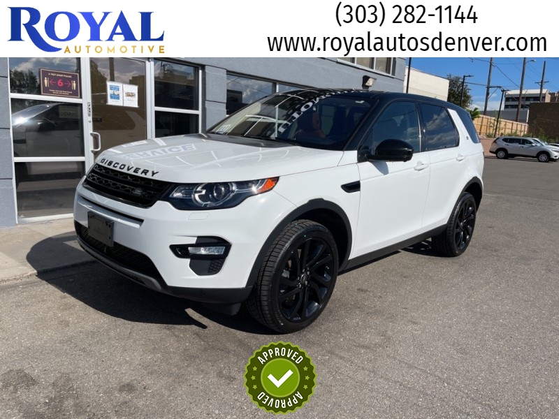Land Rover Discovery Sport 2017 price $32,760
