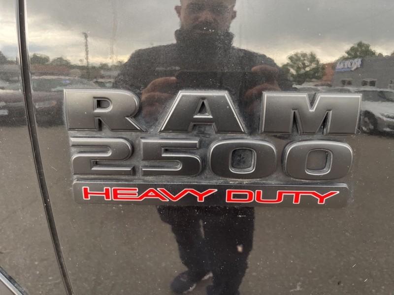 Ram 2500 2018 price $58,990