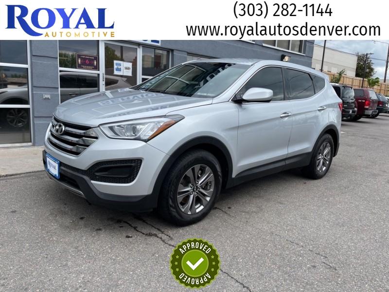 Hyundai Santa Fe Sport 2015 price $17,990