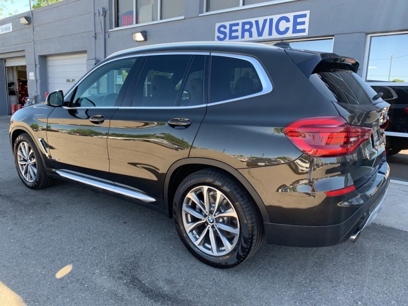 BMW X3 2018 price $36,990