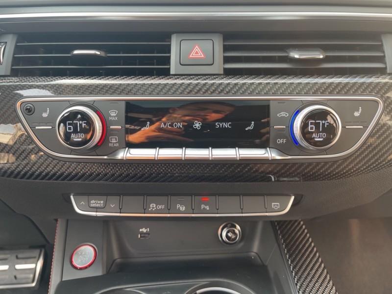 Audi RS 5 Sportback 2019 price $76,990