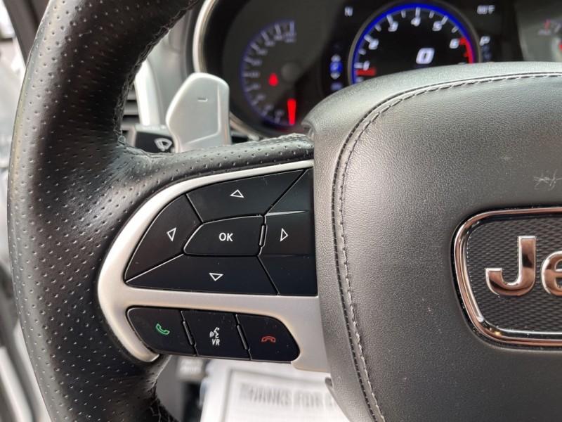 Jeep Grand Cherokee 2018 price $85,995