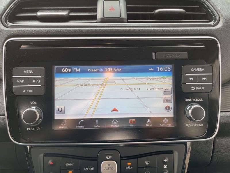 Nissan LEAF 2019 price $23,890
