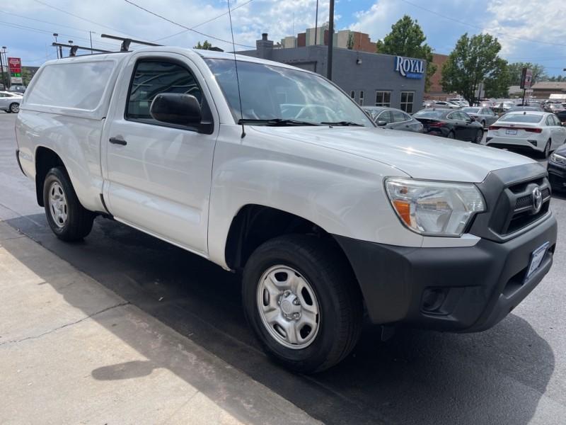 Toyota Tacoma 2013 price $14,990