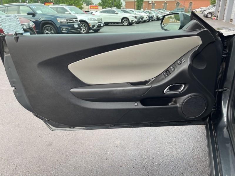 Chevrolet Camaro 2015 price $19,990