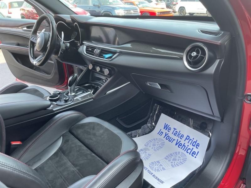 Alfa Romeo Stelvio Quadrifoglio 2018 price $60,990
