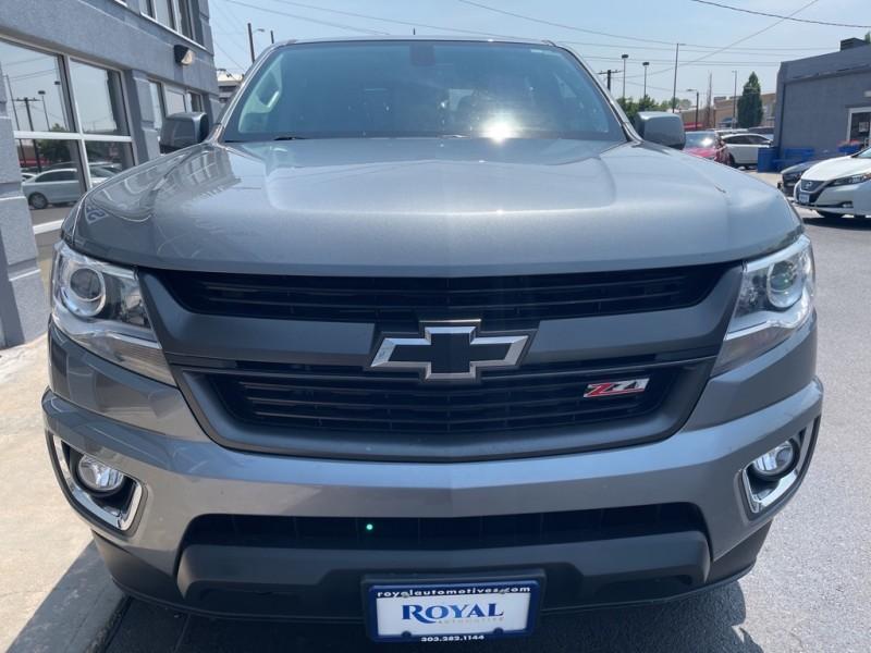 Chevrolet Colorado 2018 price $38,990