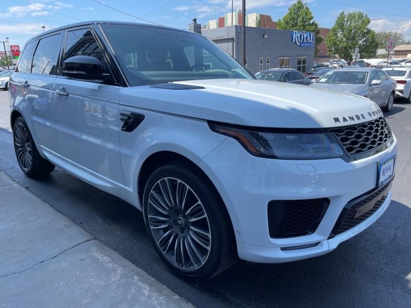 Land Rover Range Rover Sport 2018 price $75,995