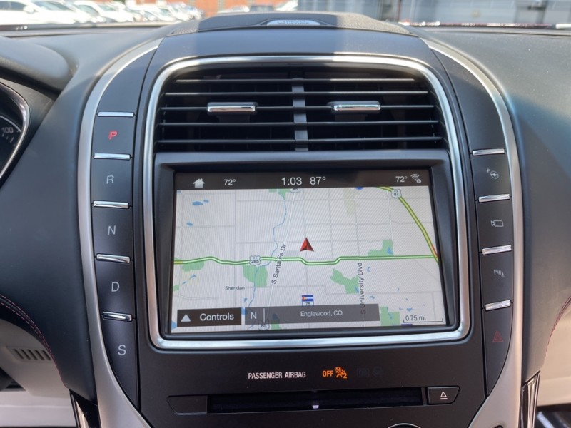 Lincoln MKX 2018 price $45,950