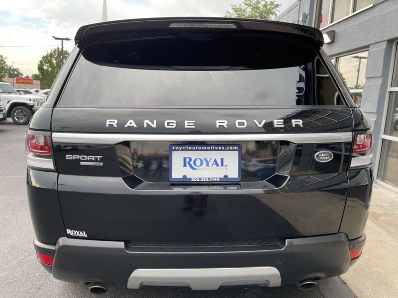LAND ROVER RANGE ROVER SPO 2016 price $46,995