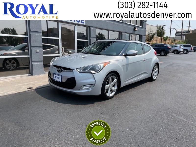 Hyundai Veloster 2014 price $12,890