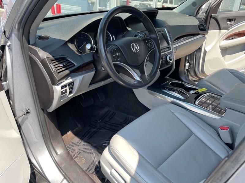 Acura MDX 2018 price $39,990