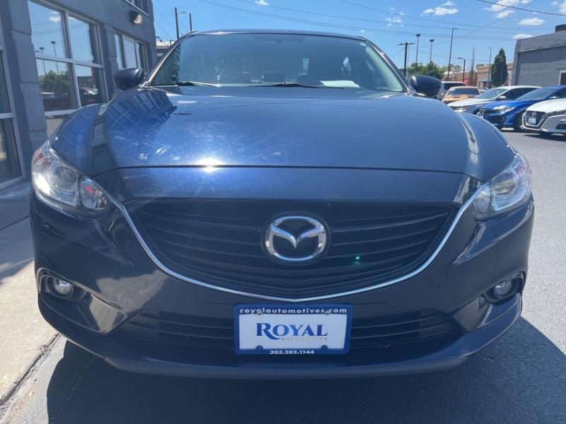 Mazda Mazda6 2016 price $18,990