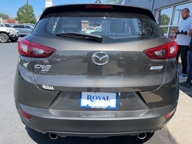 Mazda CX-3 2016 price $22,790