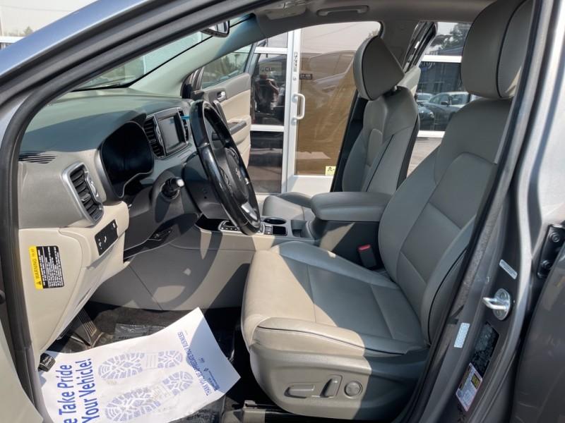 Kia Sportage 2017 price $22,990