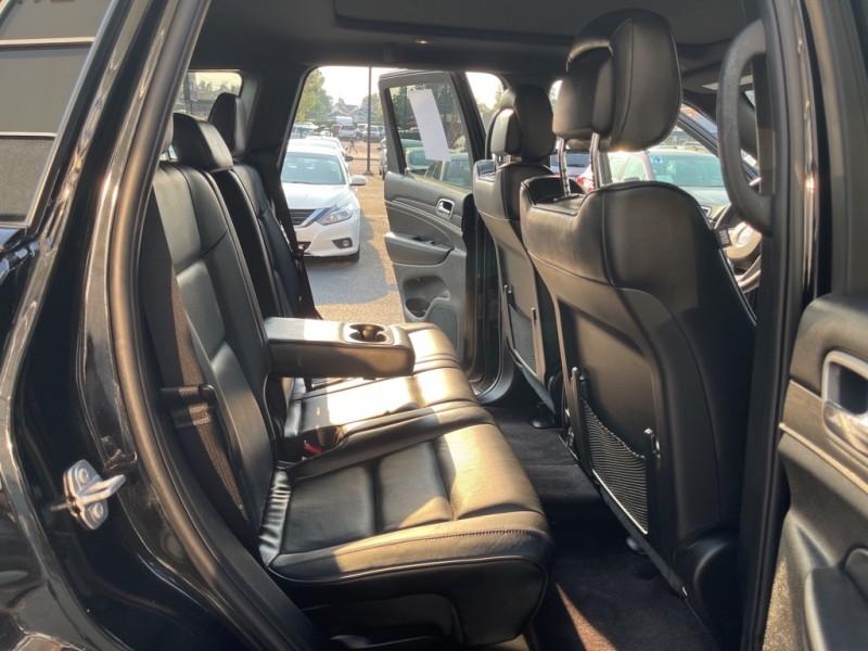 Jeep Grand Cherokee 2018 price $37,750