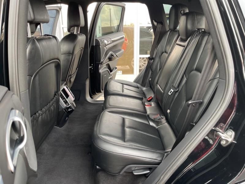 Porsche Cayenne 2012 price $20,990