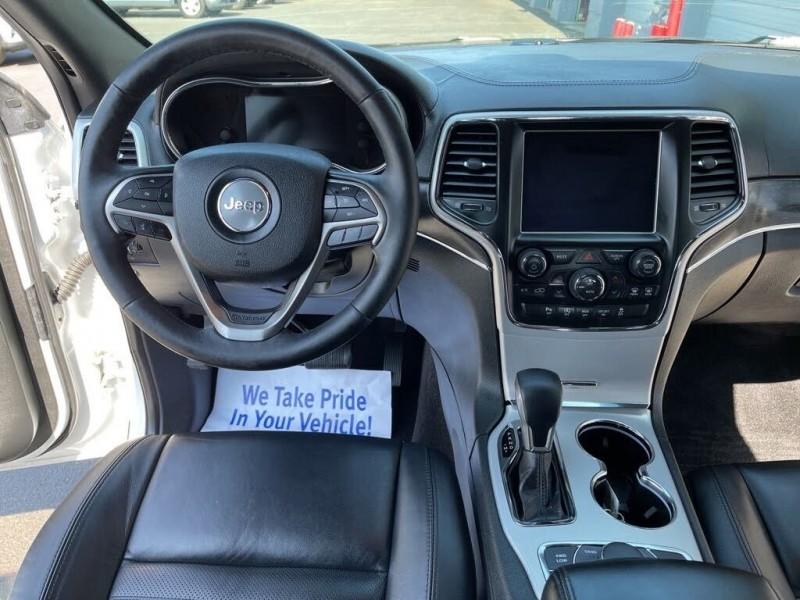 Jeep Grand Cherokee 2018 price $35,990