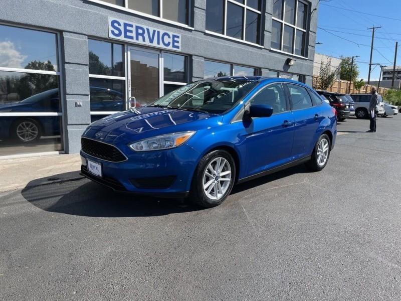 Ford Focus 2018 price $16,940