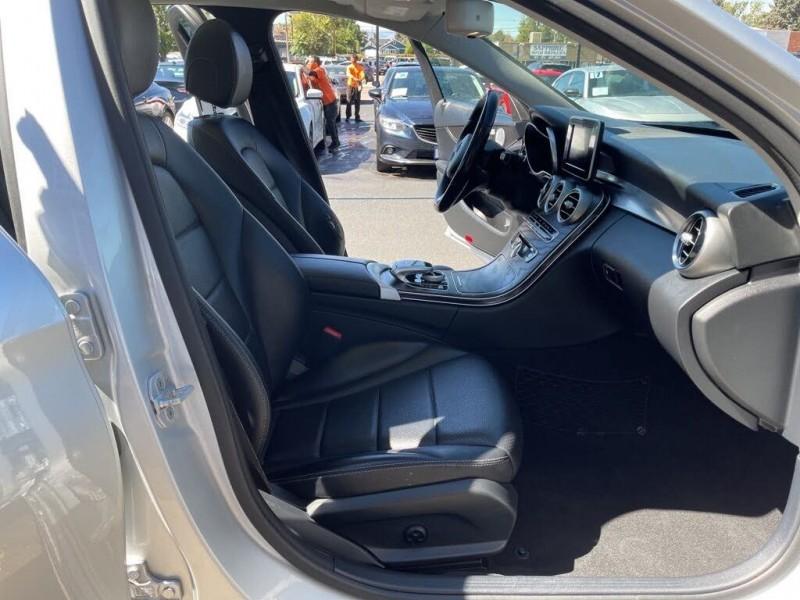 Mercedes-Benz C-Class 2015 price $21,990