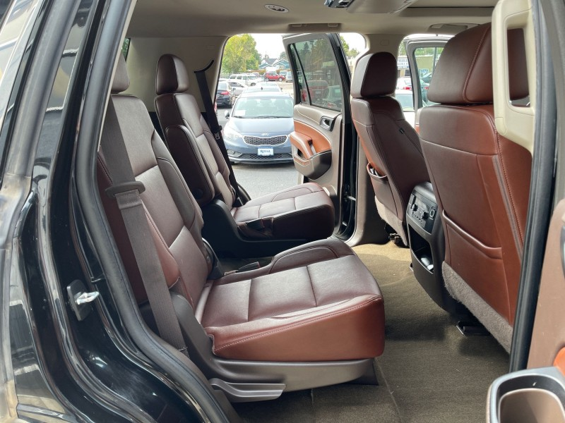 Chevrolet Tahoe 2017 price $49,990