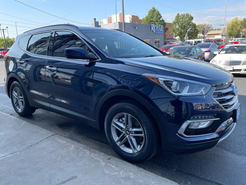 Hyundai Santa Fe Sport 2017 price $23,740