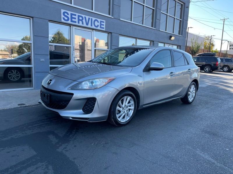 Mazda Mazda3 2012 price $10,879