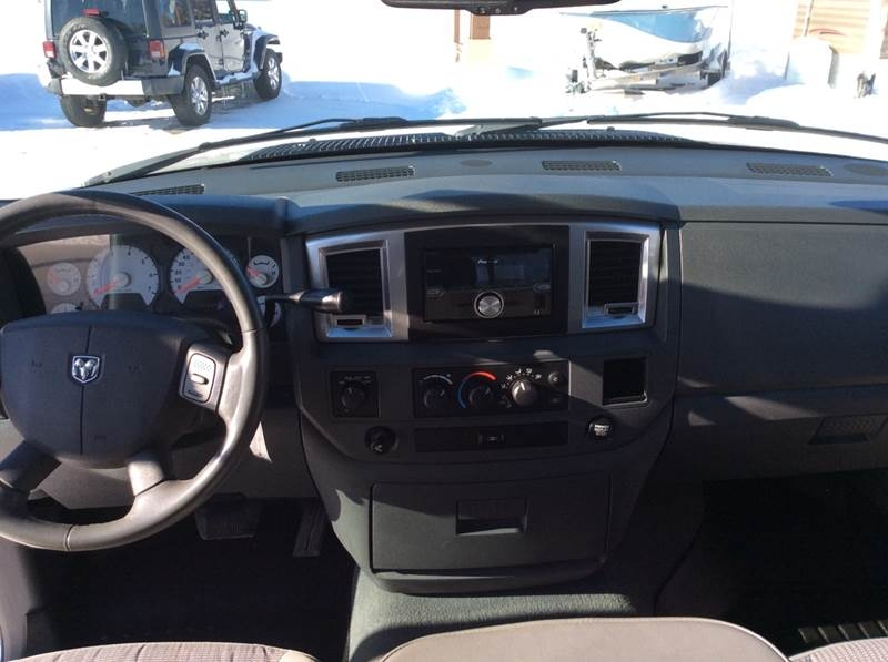 Dodge Ram Pickup 1500 2008 price
