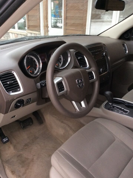 Dodge Durango 2013 price $10,995