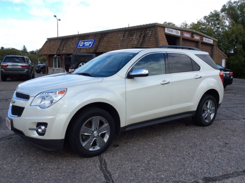 Chevrolet Equinox 2014 price $10,995