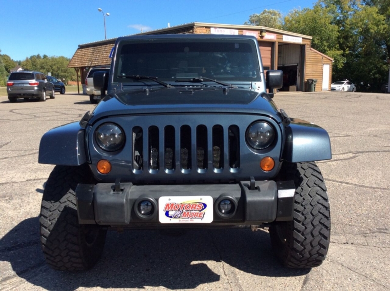 Jeep Wrangler Unlimited 2007 price $14,995