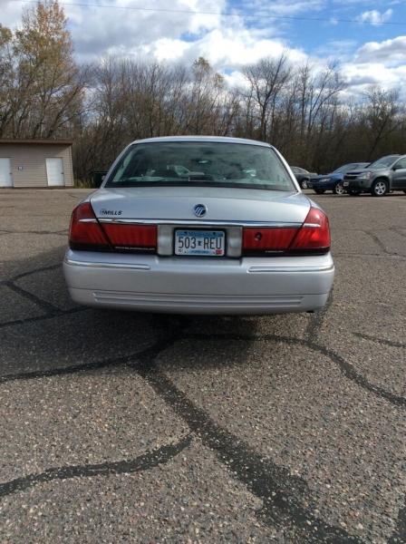 Mercury Grand Marquis 2001 price $4,995