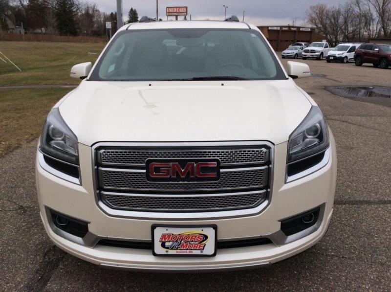 GMC Acadia 2013 price $16,995