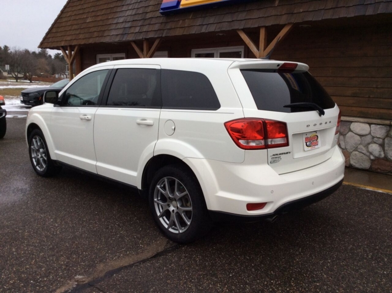 Dodge Journey 2017 price $16,995