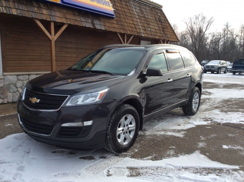 Chevrolet Traverse 2017 price $16,995