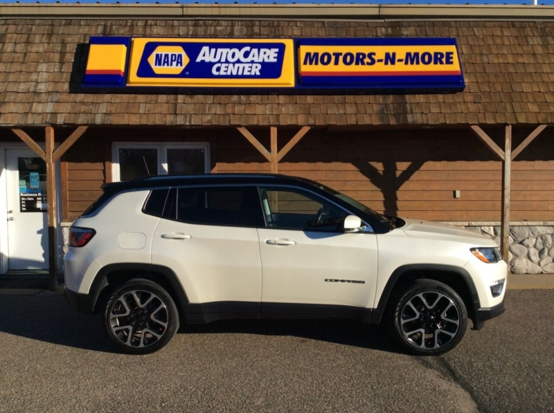 Jeep Compass 2018 price $18,995