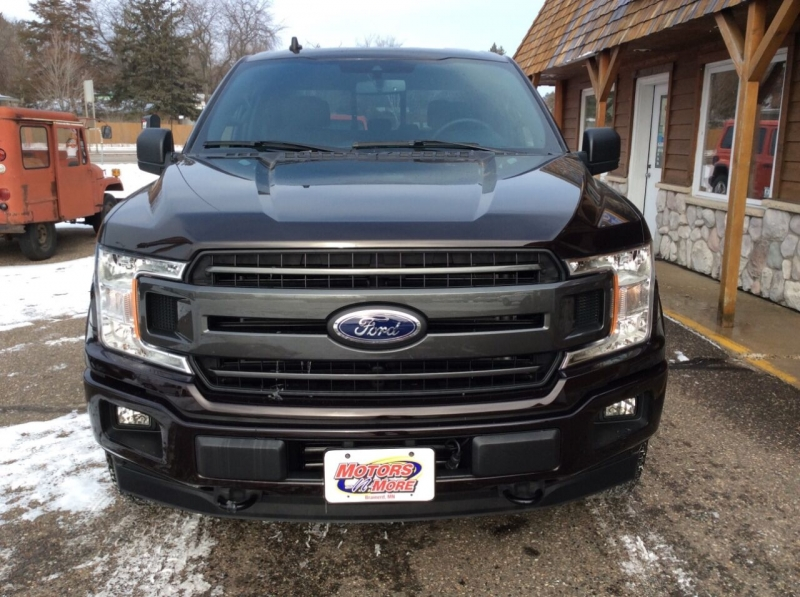 Ford F-150 2019 price $44,789
