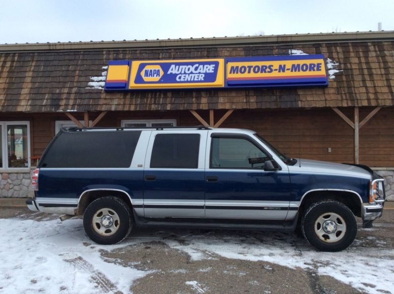 Chevrolet Suburban 1994 price $3,897